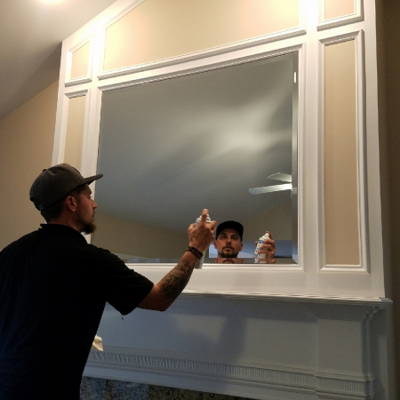 Glass Replacement - Mirrors