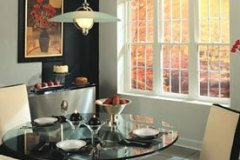 West Window Residential White Vinyl Double Hung Replacement Windows